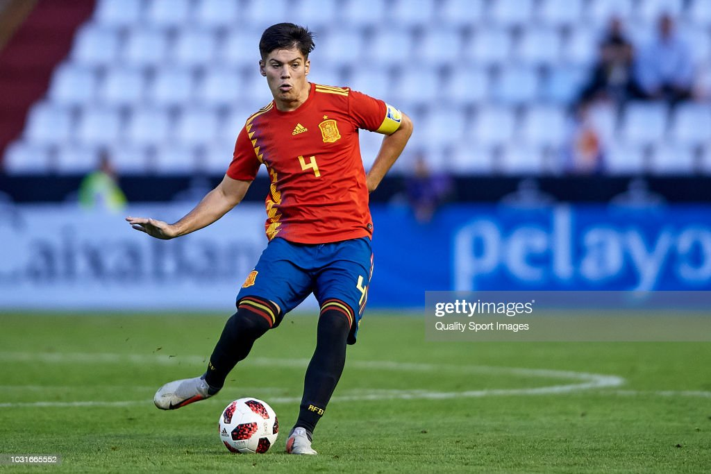 Spain v Northern Ireland - U21 European Championships Qualifying : News Photo