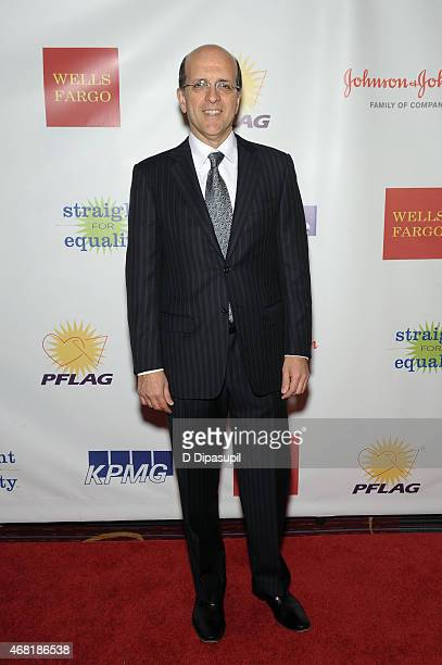 Jorge Mesquita attends the 7th Annual PFLAG National Straight For Equality Awards Gala at The New York Marriott Marquis on March 30 2015 in New York...