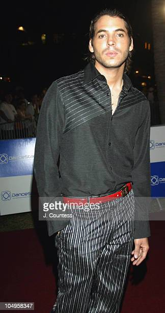 Jorge Moreno during 18th Annual Winter Music Conference DanceStar Awards Arrivals at Lummus Park in Miami Florida United States
