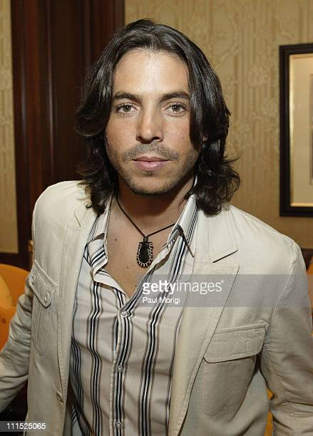 Jorge Moreno during Faces of Latin America 2006 YouthAIDS Gala at Ritz Carlton Tysons in McLean Virginia United States