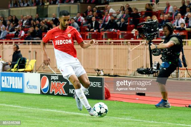 Jorge of Monaco during the Uefa Champions League match between As Monaco and Fc Porto on September 26 2017 in Monaco Monaco