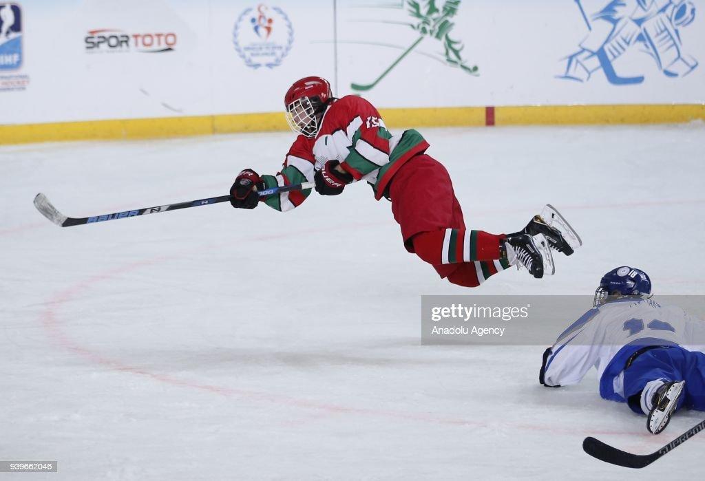Znalezione obrazy dla zapytania mexico ice hockey u18