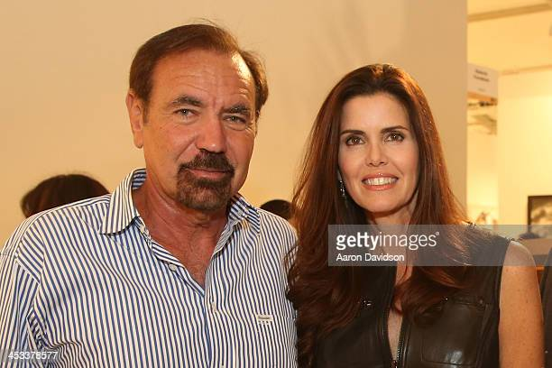 Jorge Perez and Darlene Perez attend Art Miami on December 3 2013 in Miami Florida