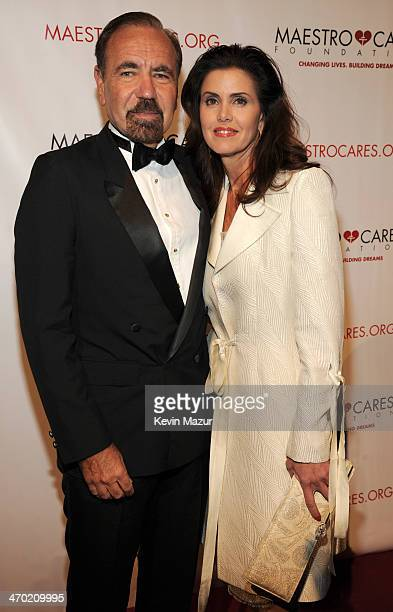Jorge Perez attends the Maestro Cares First Annual Gala at Cipriani Wall Street on February 18 2014 in New York City