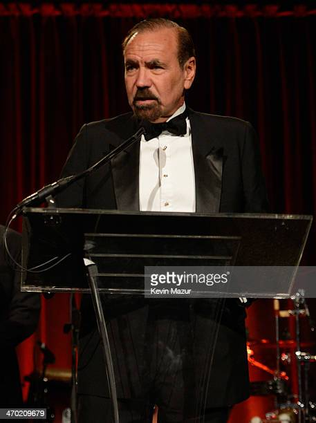 Jorge Perez speaks at the Maestro Cares First Annual Gala at Cipriani Wall Street on February 18 2014 in New York City
