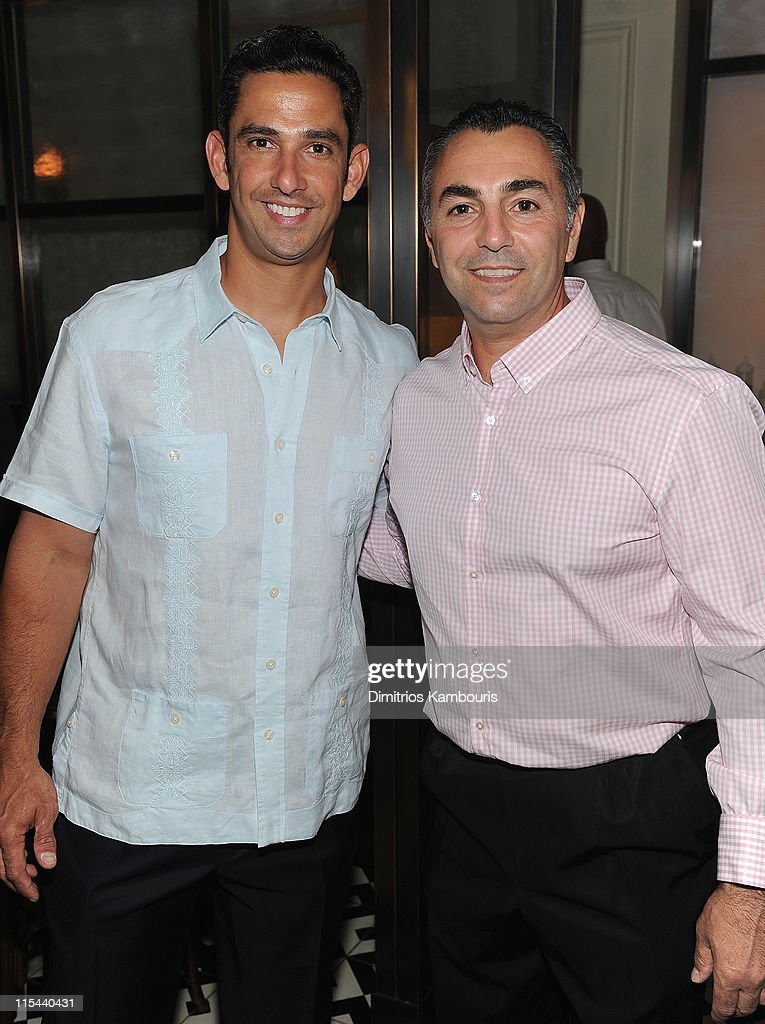 Laura And Jorge Posada Launch Cinco Anillos Sangria To Benefit The Jorge Posada Foundation