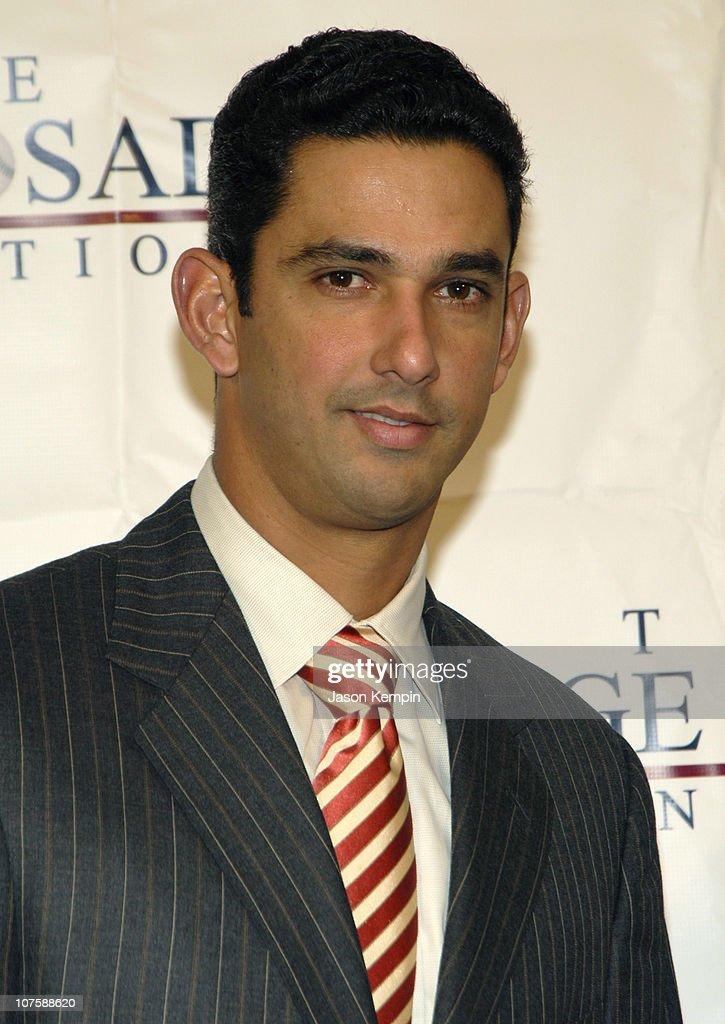 Jorge Posada during Jorge Posada Foundation Gala - May 8, 2006 at Cipriani's Wall Street in New York City, New York.