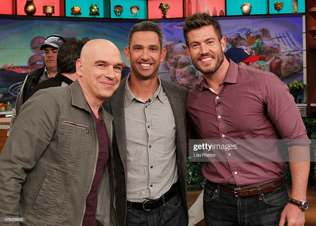 THE CHEW - Jorge Posada is the guest today, Tuesday May 26th on 'The Chew.' 'The Chew' airs MONDAY - FRIDAY (1-2pm, ET) on the ABC Television Network.