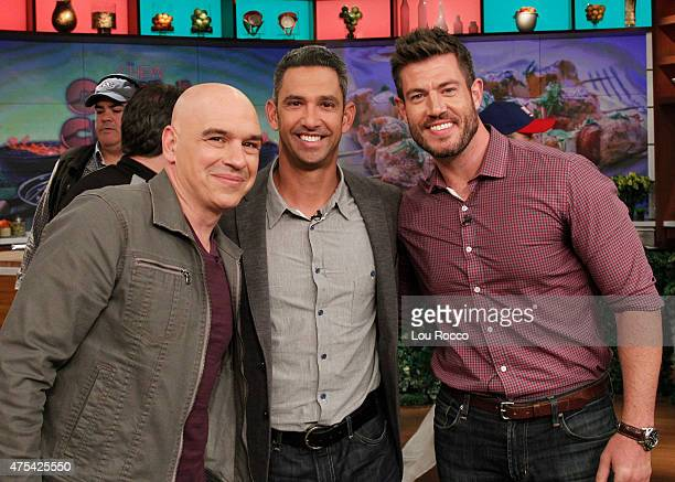 THE CHEW Jorge Posada is the guest today Tuesday May 26th on 'The Chew' 'The Chew' airs MONDAY FRIDAY on the ABC Television Network
