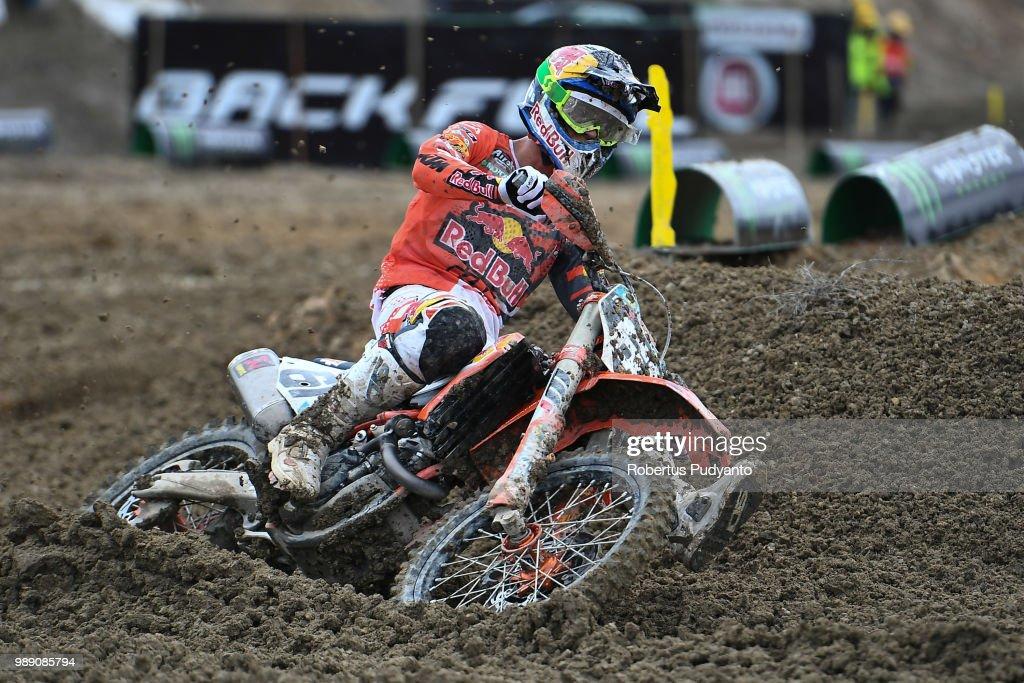 fim motocross world championship indonesia day 2 photos