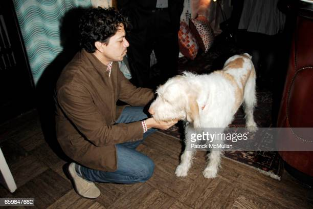Jorge Ramone and Goofy attend Launch Party for AMY LAU's Newest Collection for S HARRIS at The Norwood Club on November 16 2009 in New York City