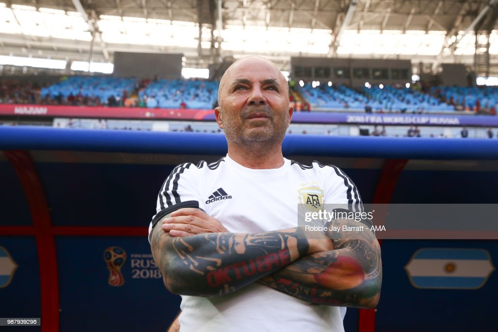 France v Argentina: Round of 16 - 2018 FIFA World Cup Russia : ニュース写真