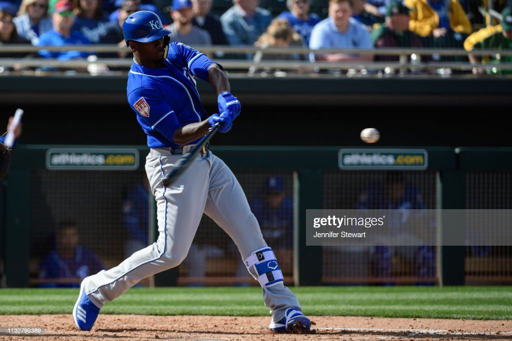 Kansas City Royals v Oakland Athletics : News Photo