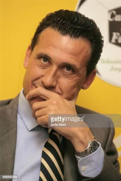 Jorge Valdano football trainer