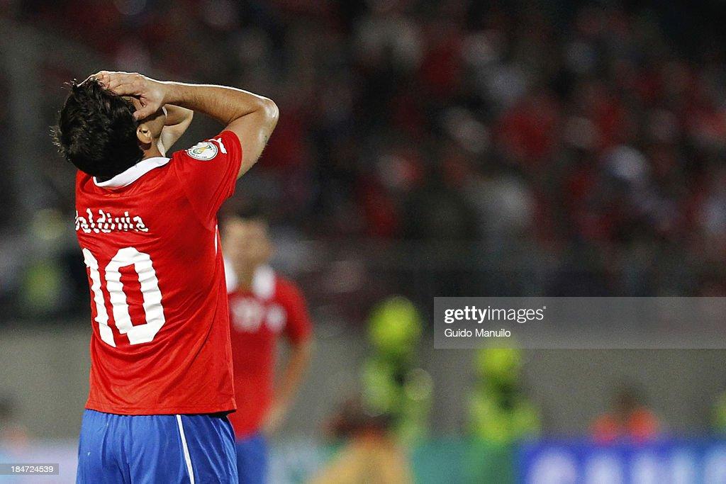 Chile v Ecuador - South American Qualifiers