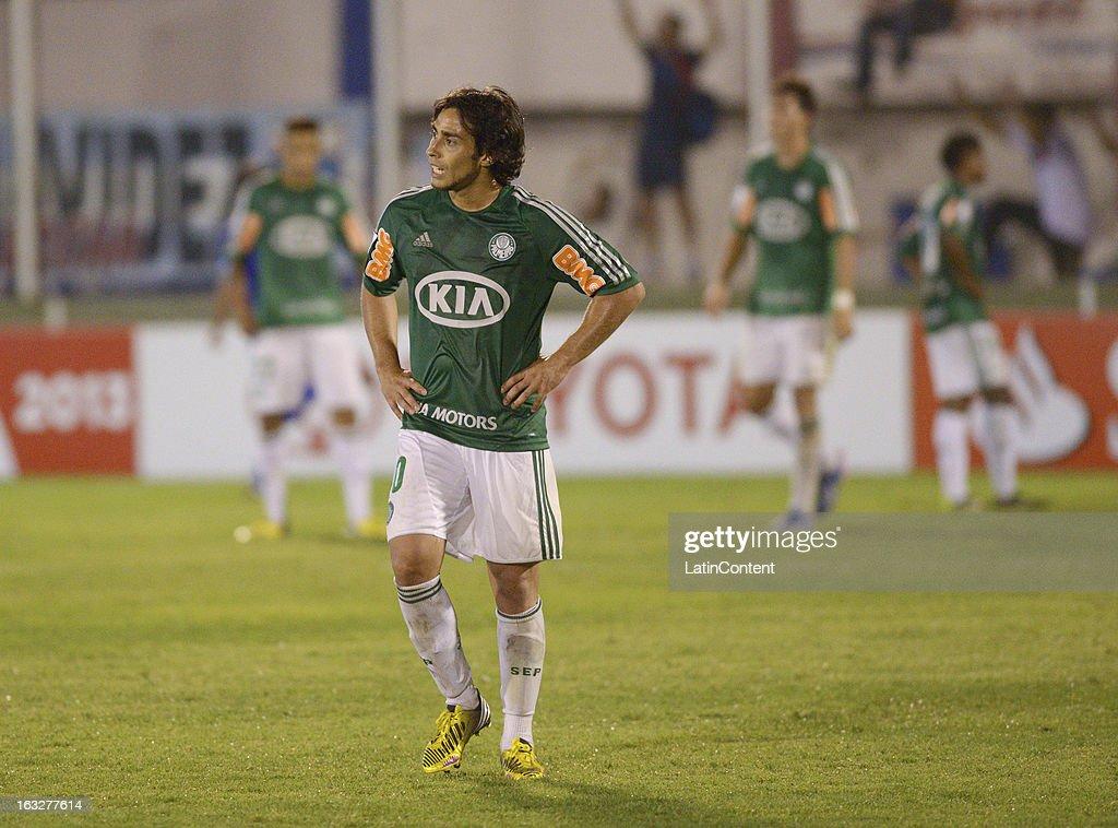 Tigre v Palmeiras - Copa Bridgestone Libertadores 2013