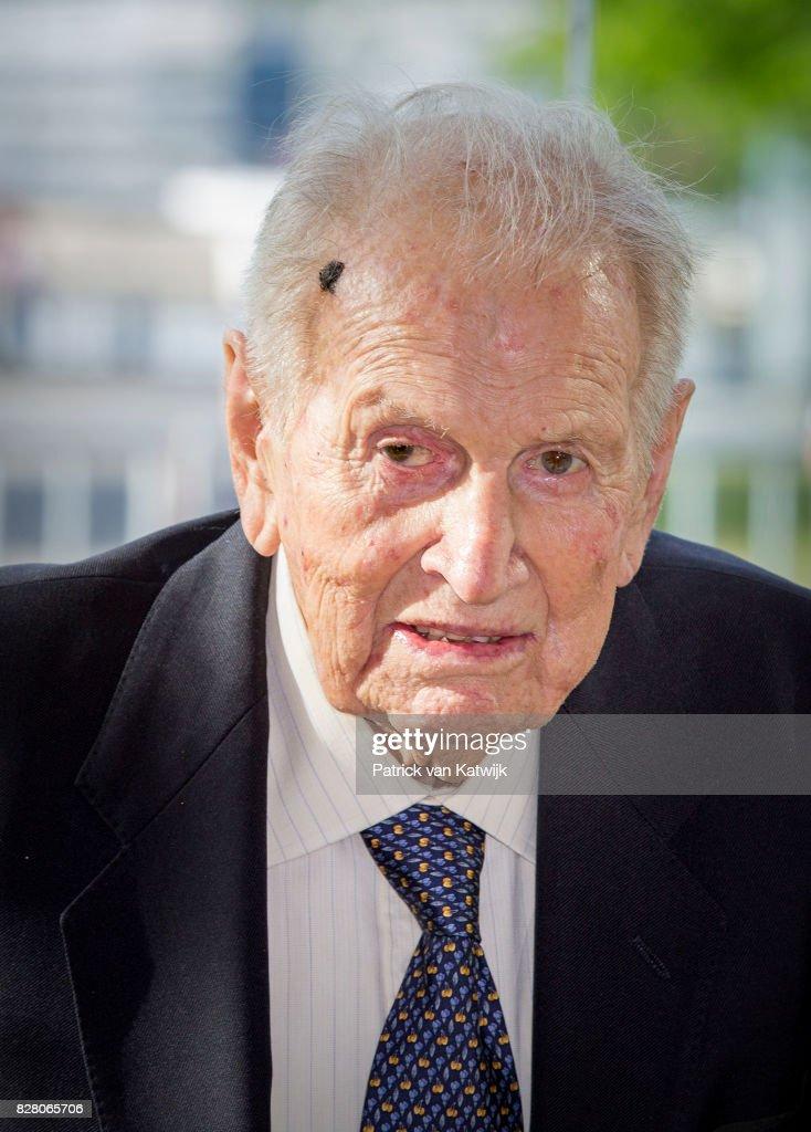 Queen Maximas father died yesterday. Jorge Zorreguieta