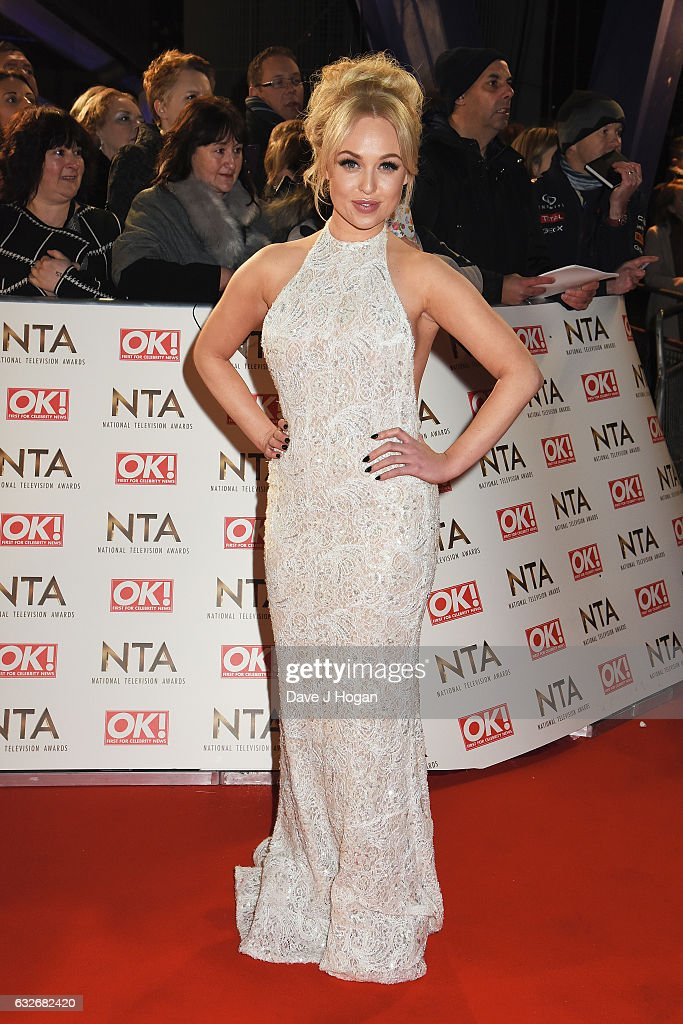 National Television Awards - Arrivals - VIP Access