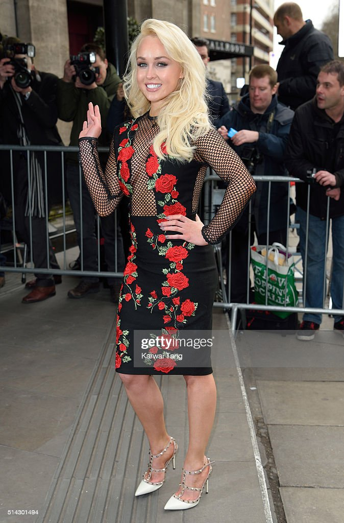 The Tric Awards 2016 - Arrivals
