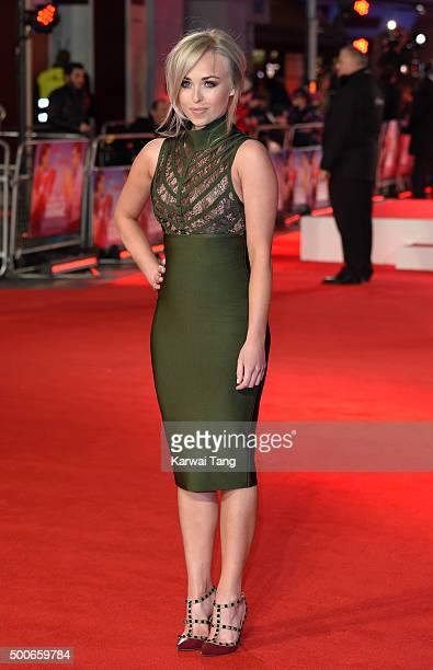 Jorgie Porter attends the UK Film Premiere of  Daddy s Home  at Vue West End b34ade8379