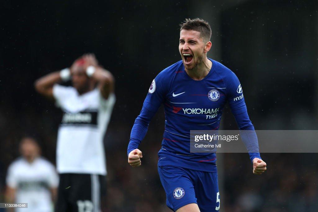 GBR: Fulham FC v Chelsea FC - Premier League