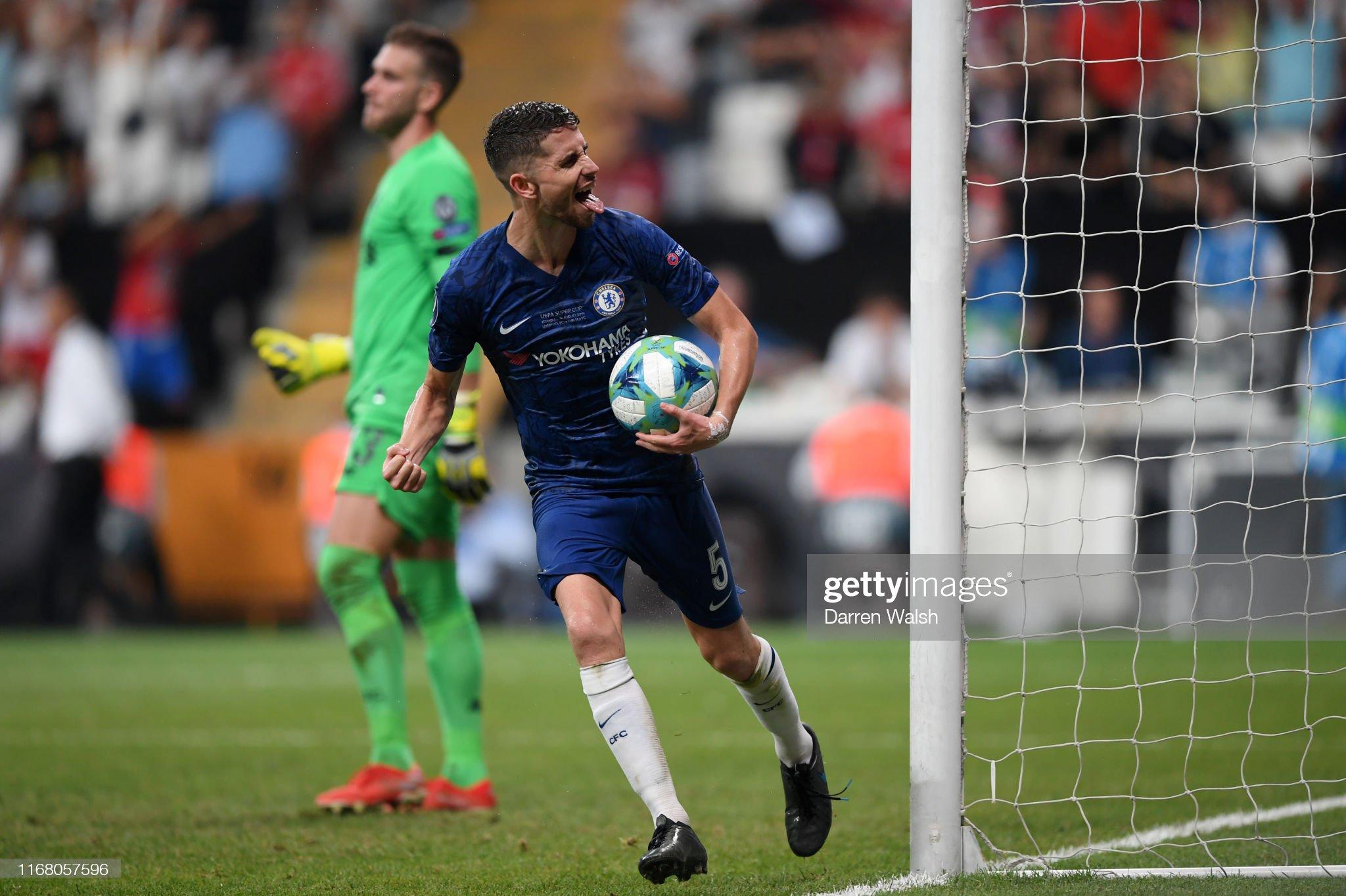 Liverpool v Chelsea: UEFA Super Cup : News Photo