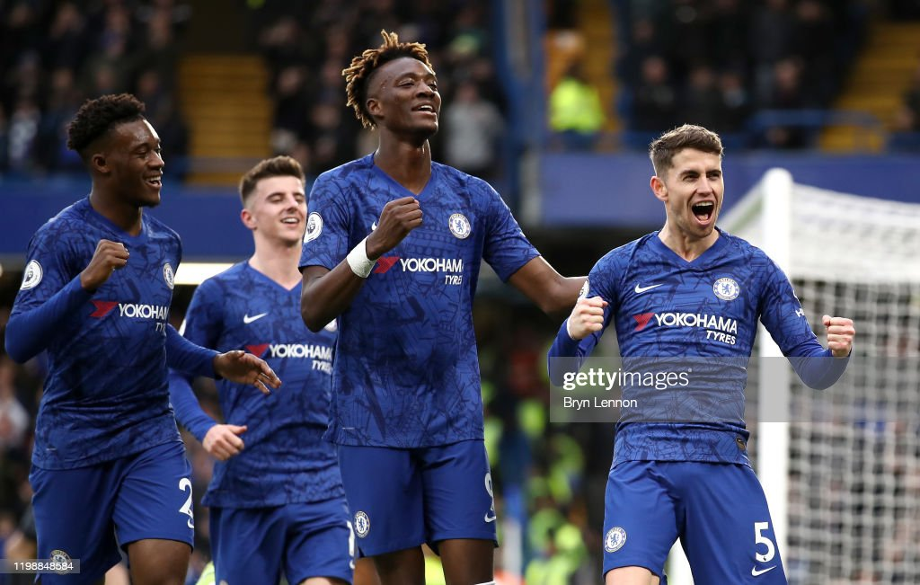 Chelsea FC v Burnley FC - Premier League : ニュース写真