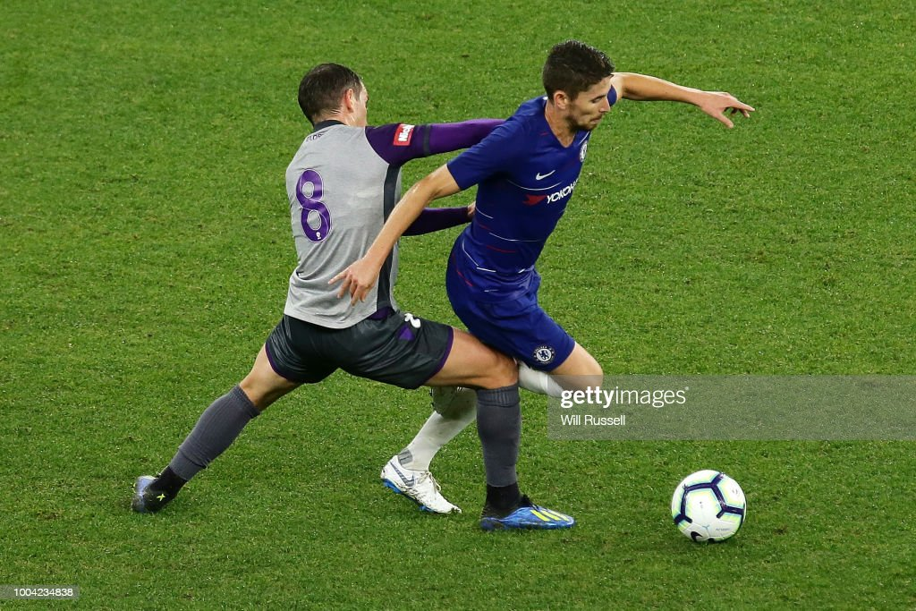 Chelsea FC v Perth Glory : News Photo