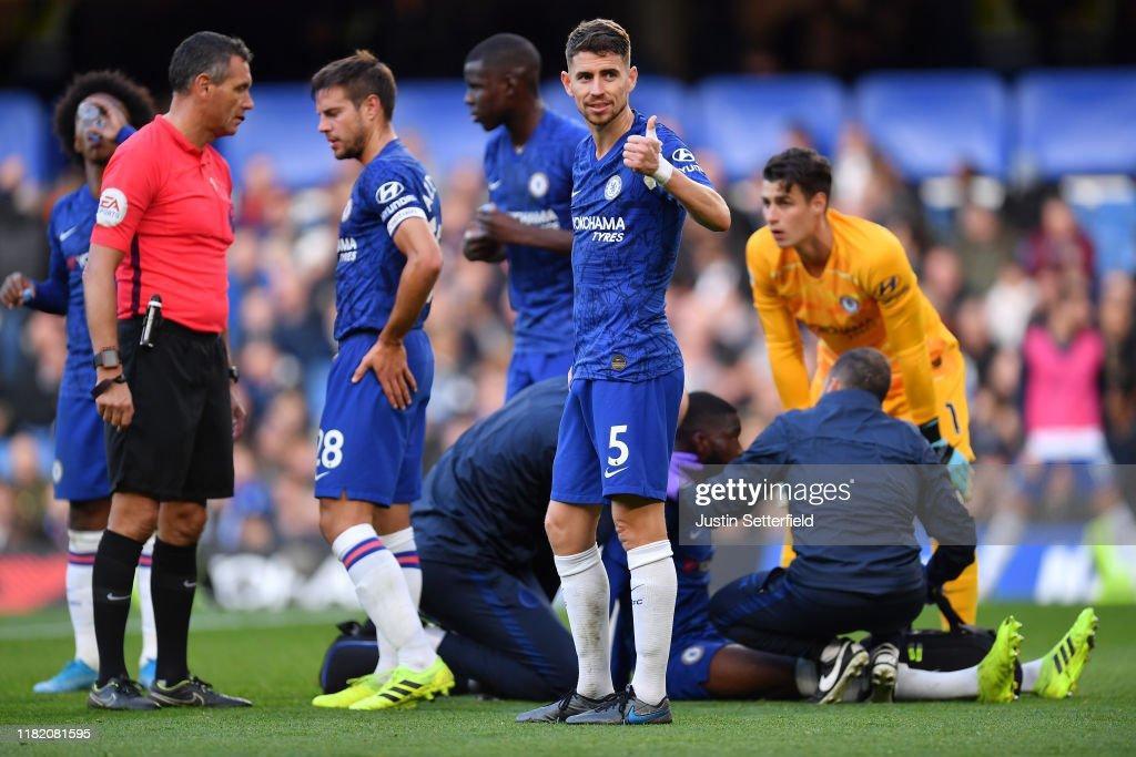 Chelsea FC v Newcastle United - Premier League : ニュース写真