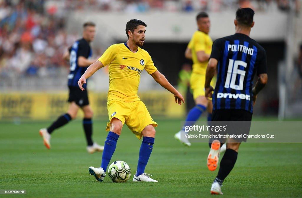 Chelsea v FC Internazionale - International Champions Cup 2018 : News Photo