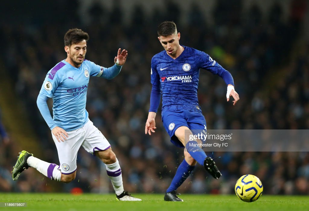Manchester City v Chelsea FC - Premier League : News Photo