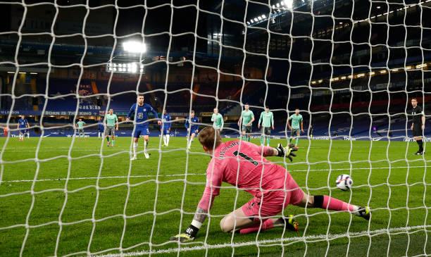 GBR: Chelsea v Everton - Premier League