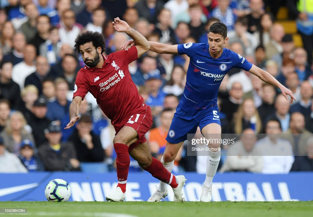 Chelsea v Liverpool - Premier League : ニュース写真