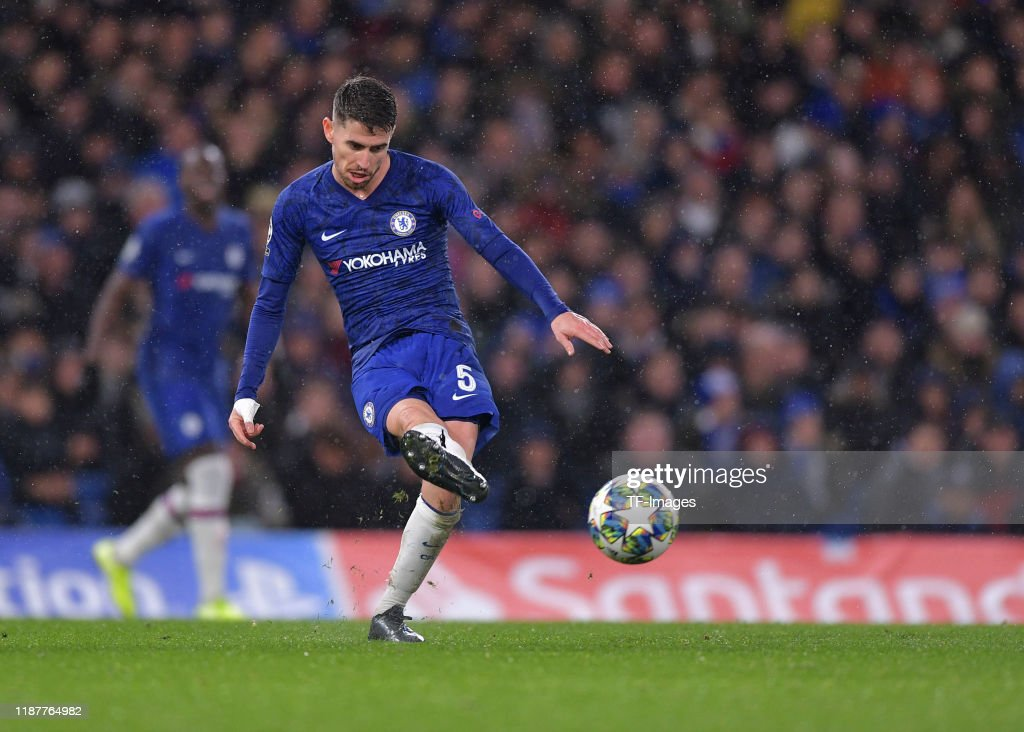 Chelsea FC v Lille OSC: Group H - UEFA Champions League : News Photo