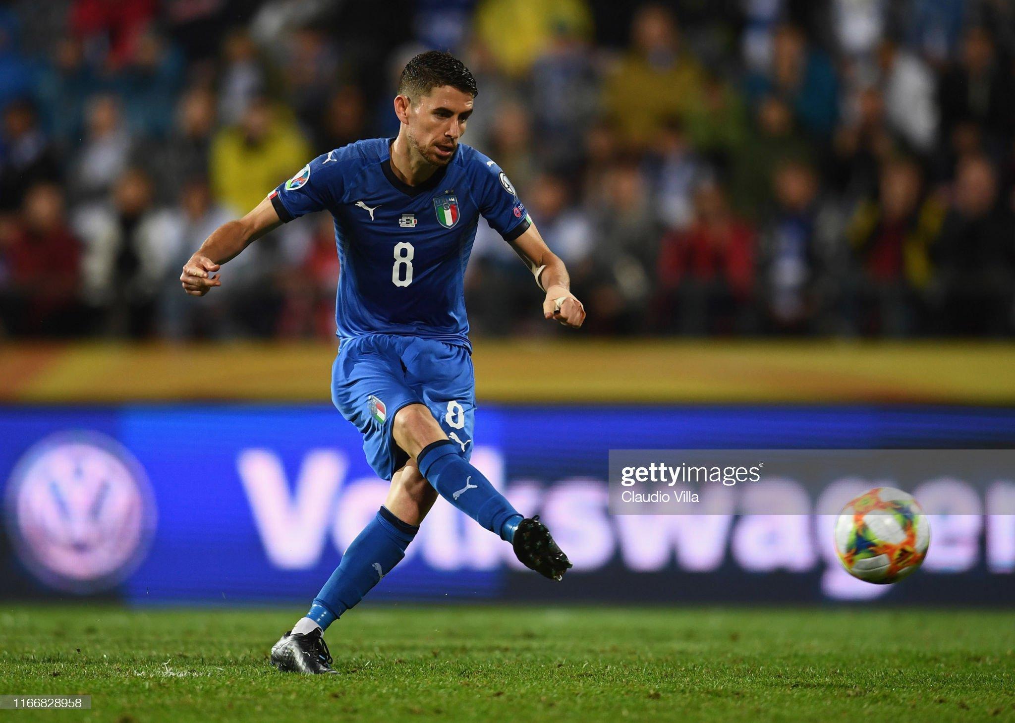 Finland v Italy - UEFA Euro 2020 Qualifier : News Photo
