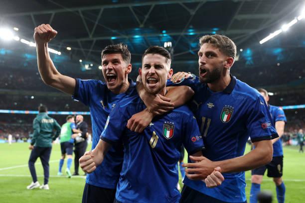 GBR: Italy v Spain  - UEFA Euro 2020: Semi-final
