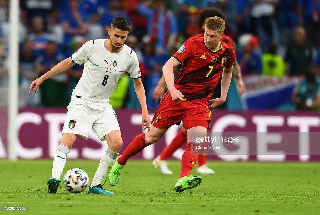 Belgium v Italy - UEFA Euro 2020: Quarter-final : News Photo