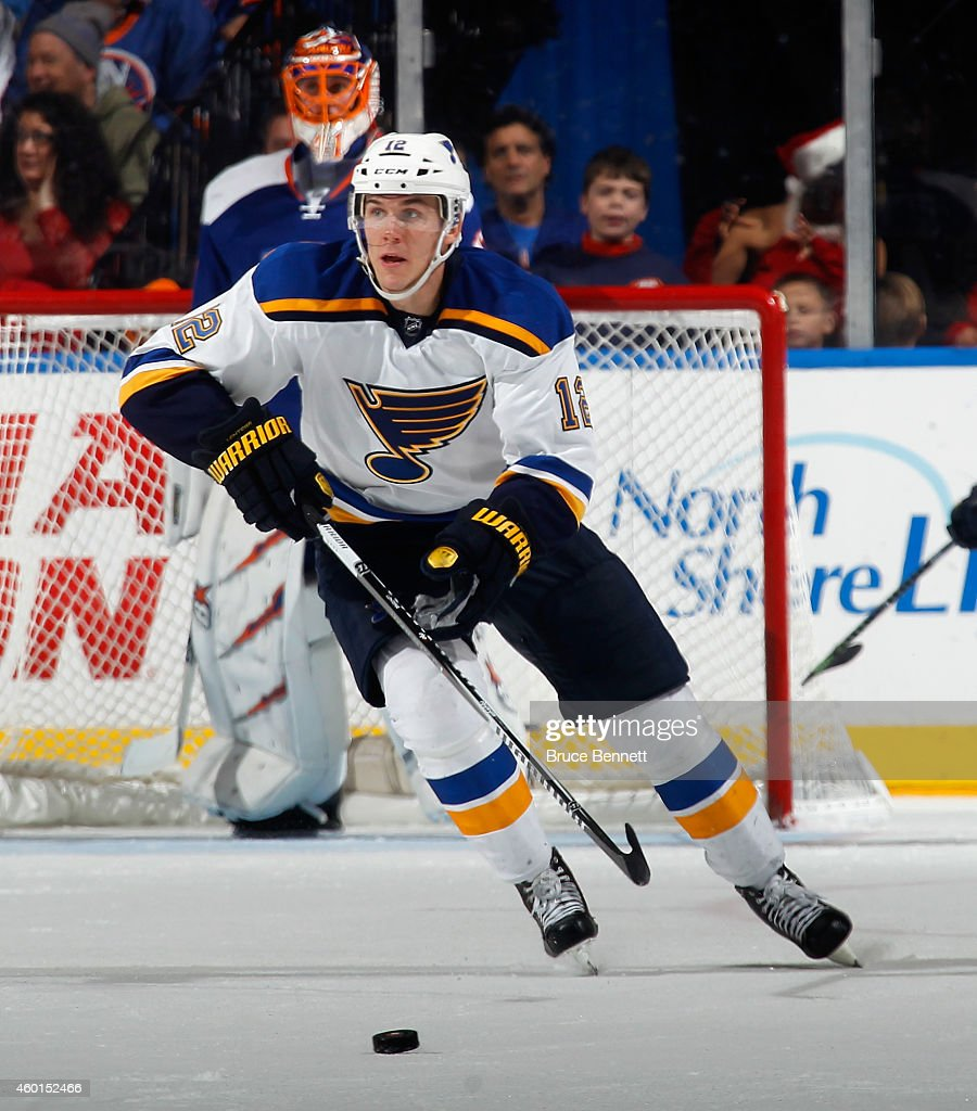 St Louis Blues v New York Islanders : News Photo