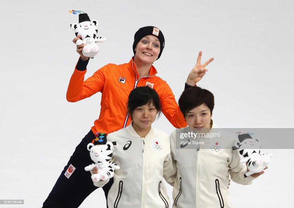 Speed Skating - Winter Olympics Day 5 : ニュース写真
