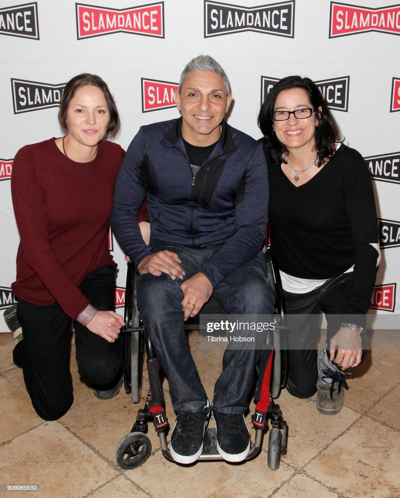 "2018 Slamdance Film Festival - ""Roll With Me"" Premiere"