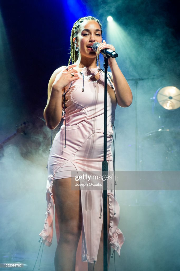 Jorja Smith Performs At The O2 Academy Birmingham : News Photo