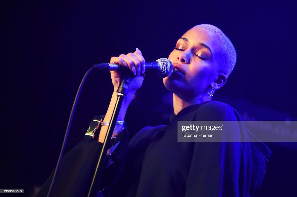 Jorja Smith Performs At The Haunt In Brighton : News Photo