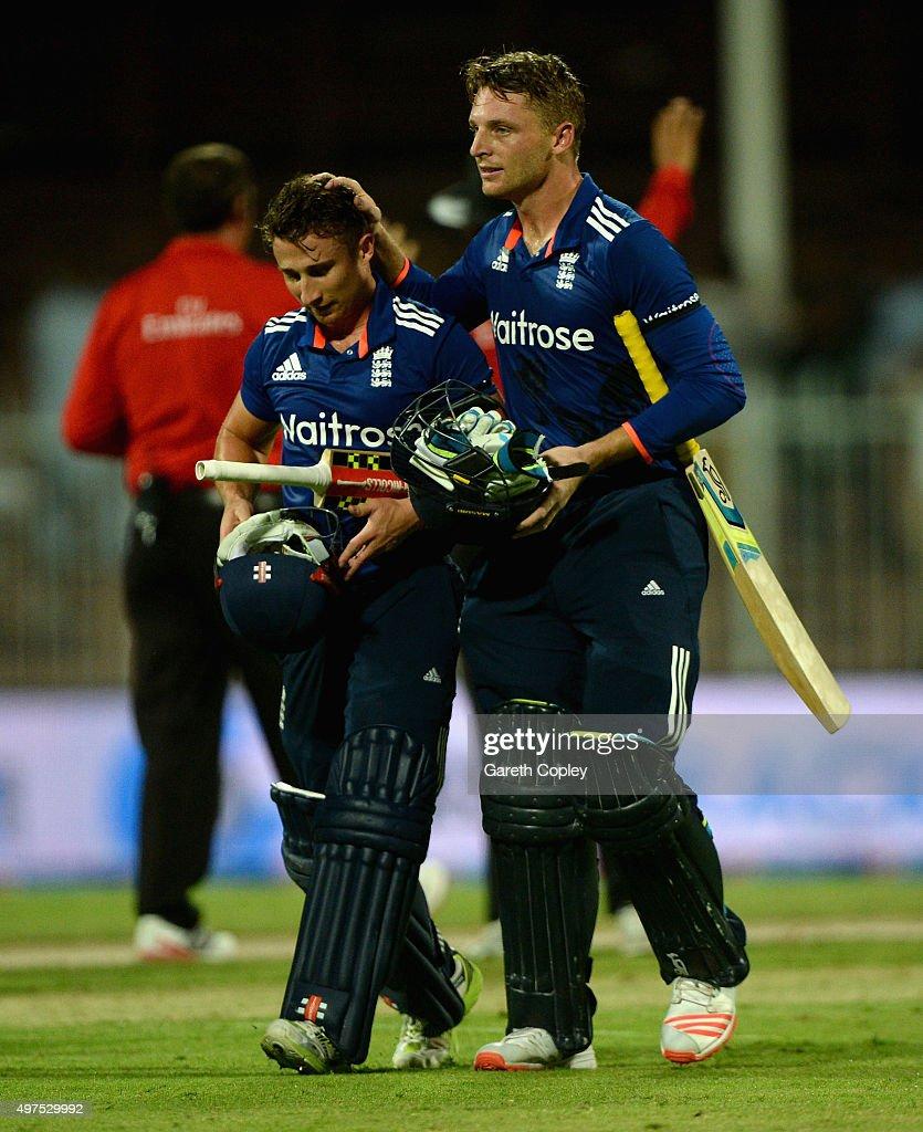 Pakistan v England - 3rd One Day International