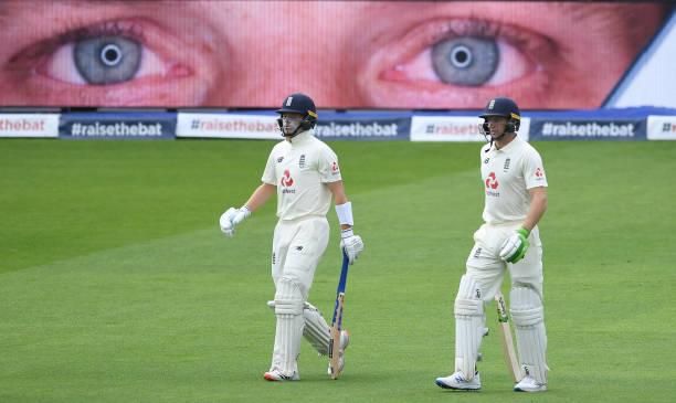 GBR: England v Pakistan: Day 3 - First Test #RaiseTheBat Series