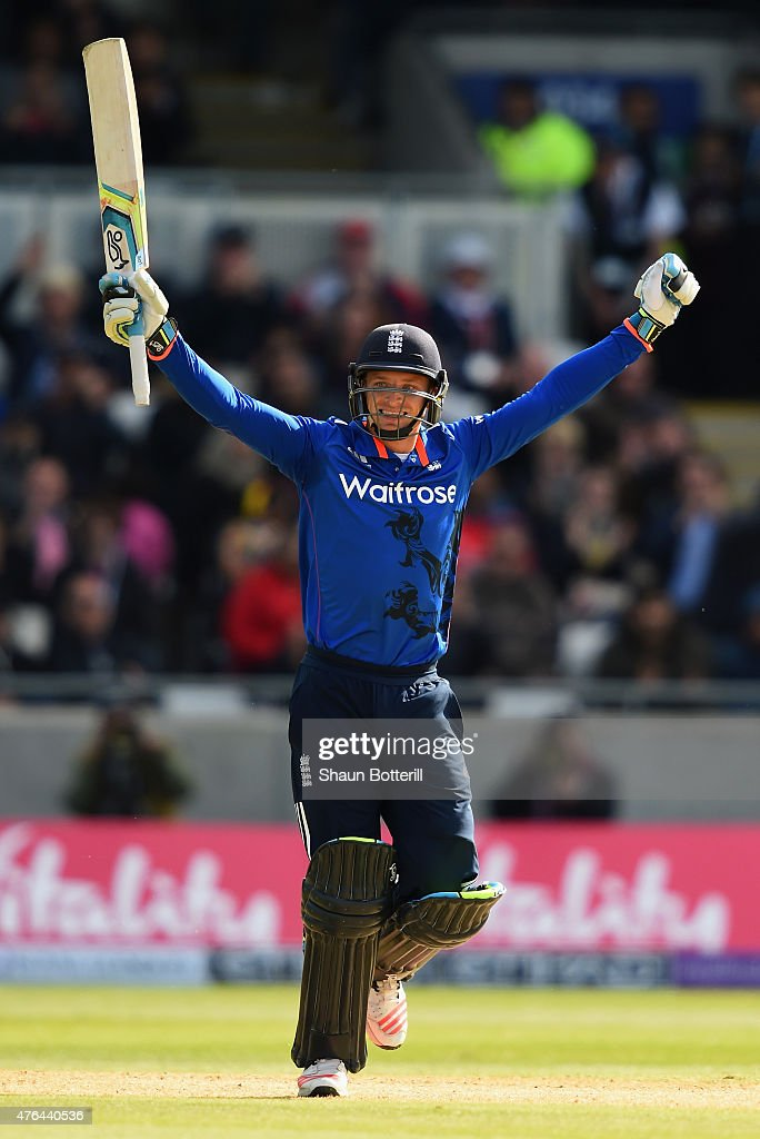 England v New Zealand - 1st ODI Royal London One-Day Series 2015