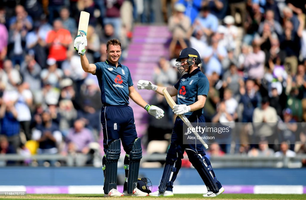 England v Pakistan - One Day International : News Photo