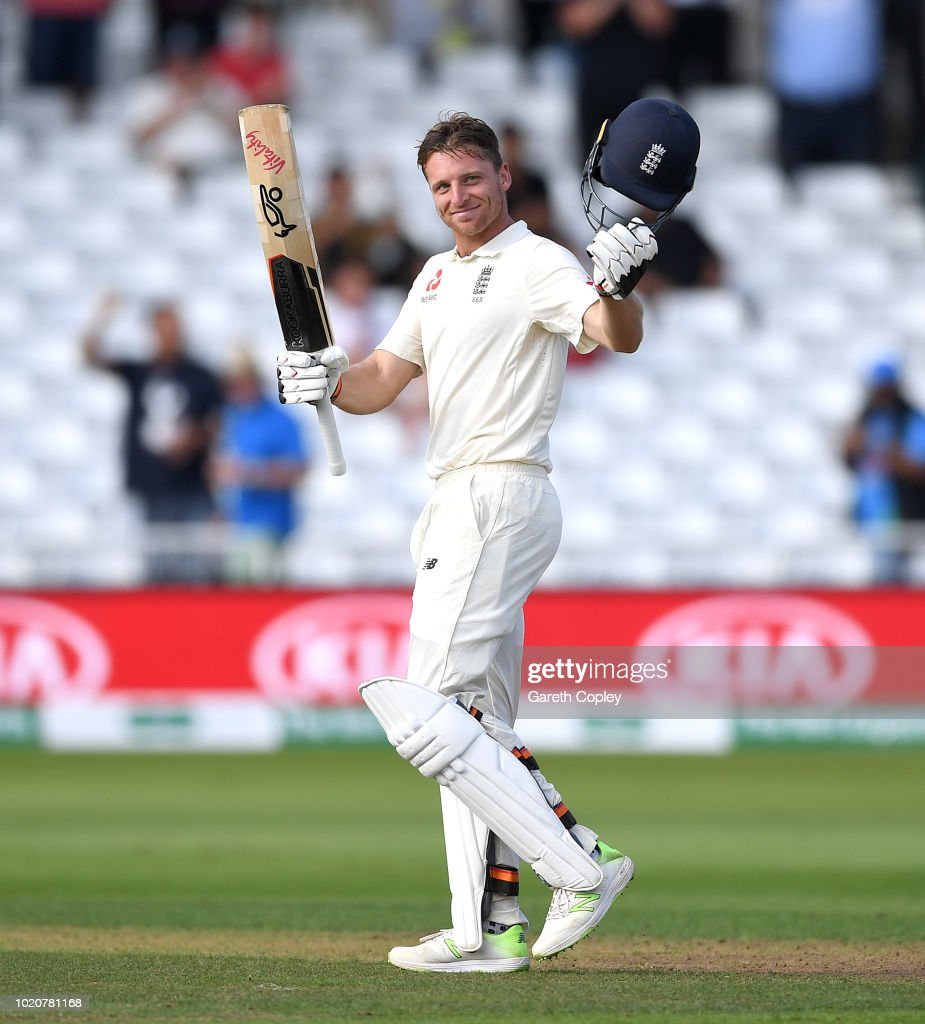 England v India: Specsavers 3rd Test - Day Four : News Photo
