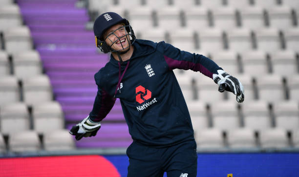 GBR: England Nets Session
