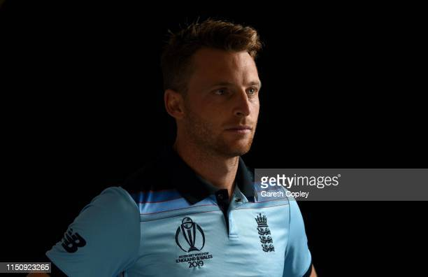 Jos Buttler of England poses for a portrait on May 13, 2019 in Bristol, England.