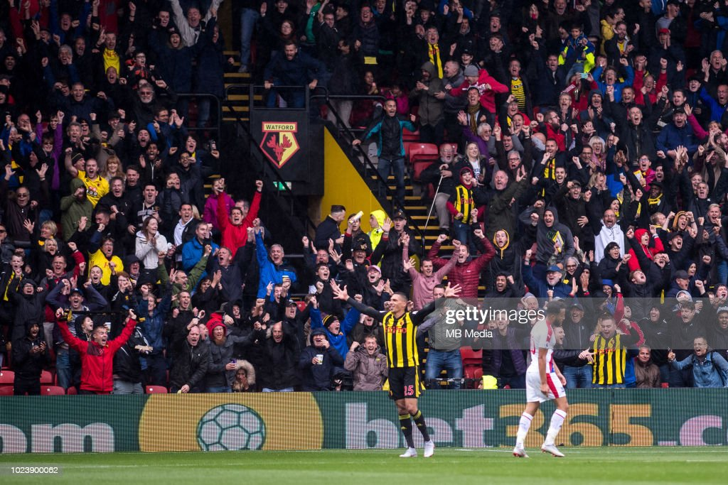 Watford FC v Crystal Palace - Premier League : News Photo